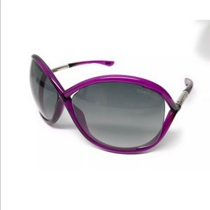 36105d8ad14a Tom Ford TF 9 75b Whitney Sunglasses